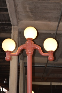 Lamps...another good one for night or early morning.